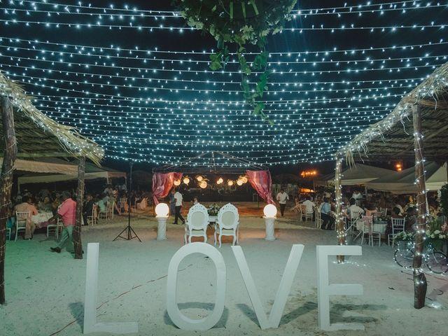 La boda de Israel y Delmy en Hunucmá, Yucatán 37