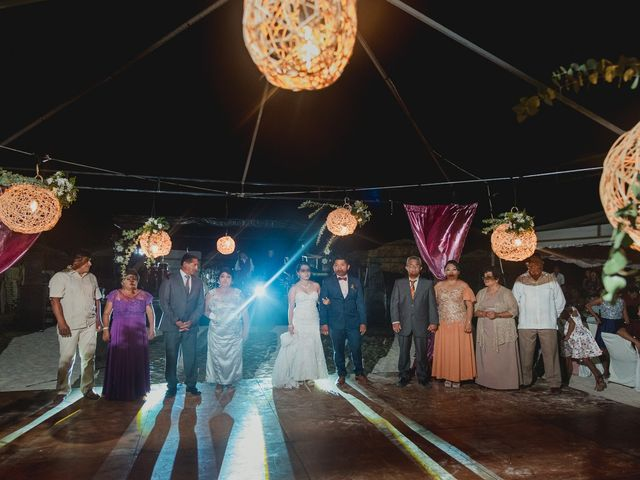 La boda de Israel y Delmy en Hunucmá, Yucatán 43