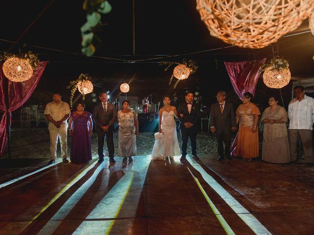 La boda de Israel y Delmy en Hunucmá, Yucatán 44