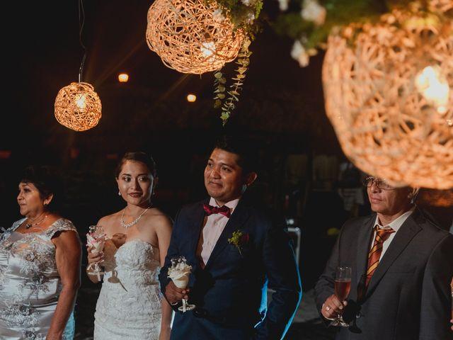 La boda de Israel y Delmy en Hunucmá, Yucatán 45