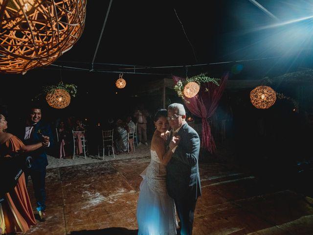 La boda de Israel y Delmy en Hunucmá, Yucatán 48