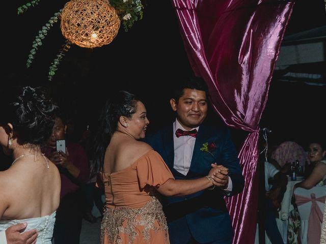 La boda de Israel y Delmy en Hunucmá, Yucatán 49