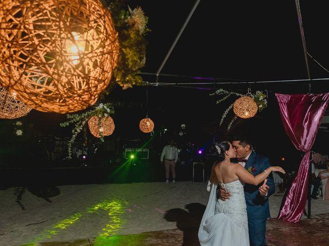 La boda de Israel y Delmy en Hunucmá, Yucatán 50