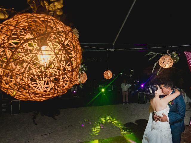 La boda de Israel y Delmy en Hunucmá, Yucatán 51