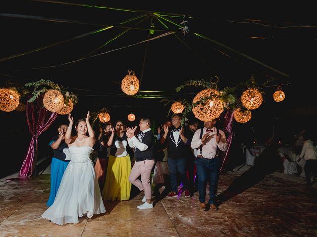 La boda de Israel y Delmy en Hunucmá, Yucatán 55