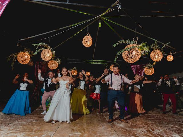La boda de Israel y Delmy en Hunucmá, Yucatán 56