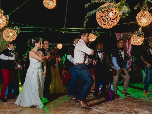La boda de Israel y Delmy en Hunucmá, Yucatán 58