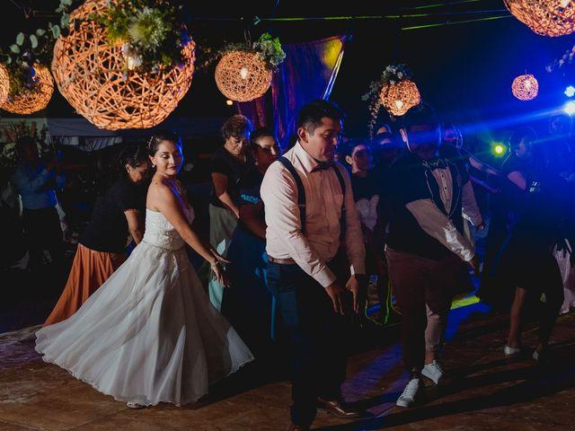 La boda de Israel y Delmy en Hunucmá, Yucatán 61