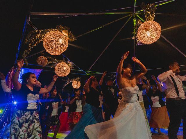 La boda de Israel y Delmy en Hunucmá, Yucatán 62