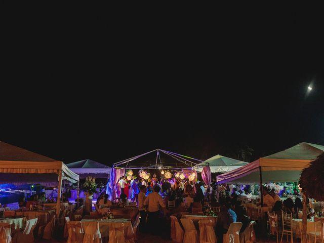 La boda de Israel y Delmy en Hunucmá, Yucatán 63