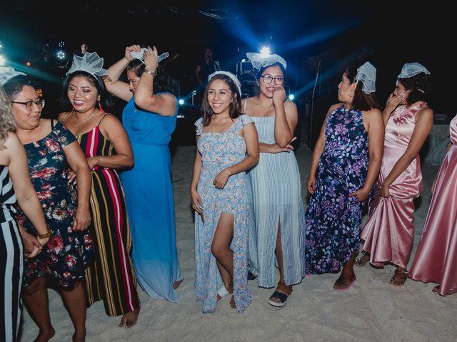 La boda de Israel y Delmy en Hunucmá, Yucatán 64