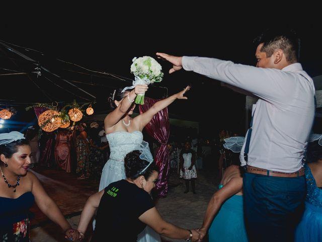 La boda de Israel y Delmy en Hunucmá, Yucatán 65