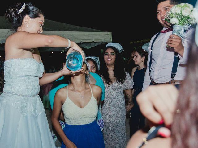 La boda de Israel y Delmy en Hunucmá, Yucatán 67
