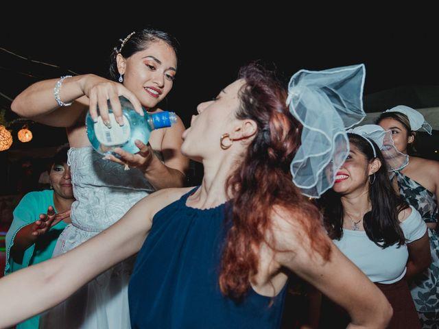 La boda de Israel y Delmy en Hunucmá, Yucatán 68