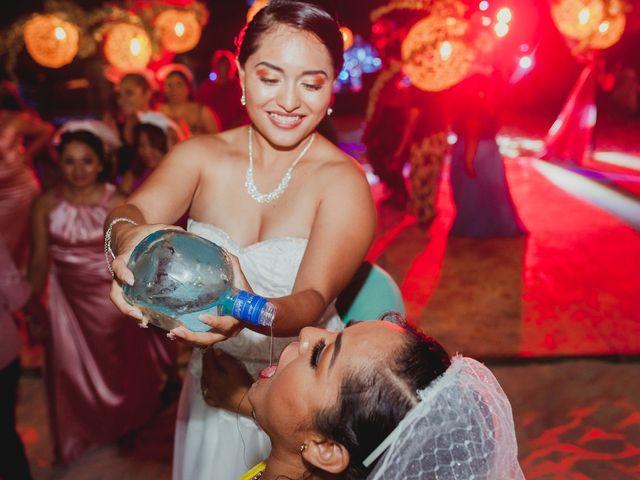La boda de Israel y Delmy en Hunucmá, Yucatán 71