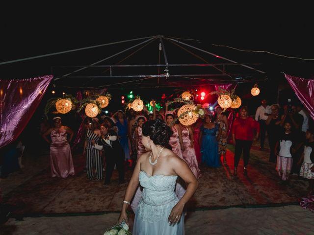 La boda de Israel y Delmy en Hunucmá, Yucatán 74