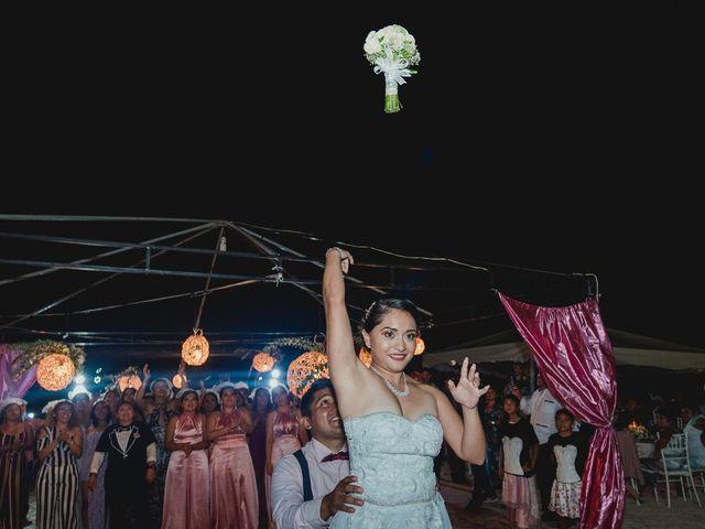 La boda de Israel y Delmy en Hunucmá, Yucatán 76