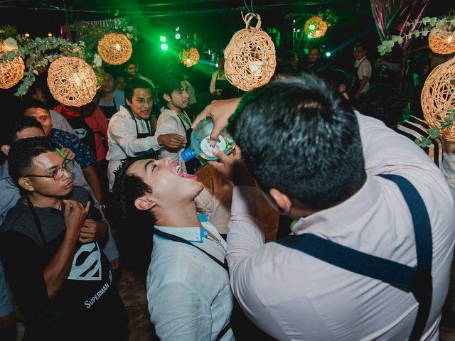La boda de Israel y Delmy en Hunucmá, Yucatán 81