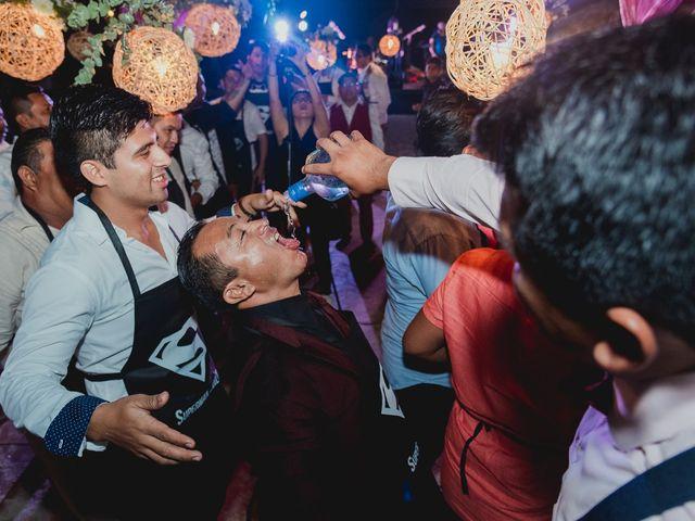 La boda de Israel y Delmy en Hunucmá, Yucatán 83