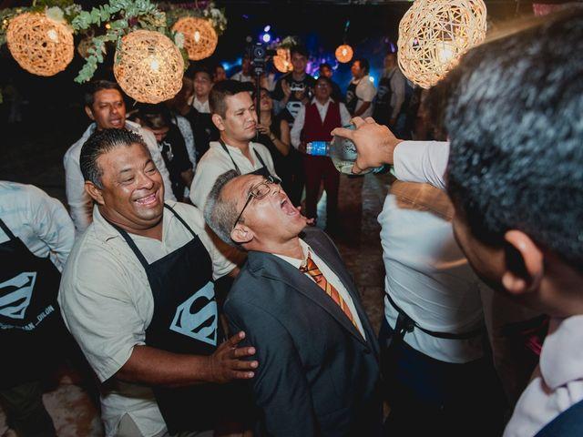 La boda de Israel y Delmy en Hunucmá, Yucatán 84