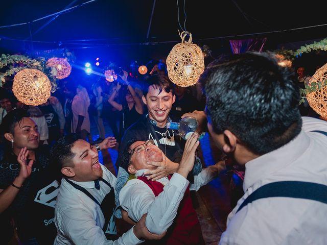 La boda de Israel y Delmy en Hunucmá, Yucatán 85