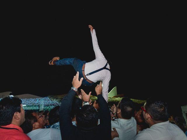 La boda de Israel y Delmy en Hunucmá, Yucatán 86