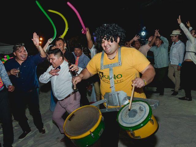 La boda de Israel y Delmy en Hunucmá, Yucatán 89