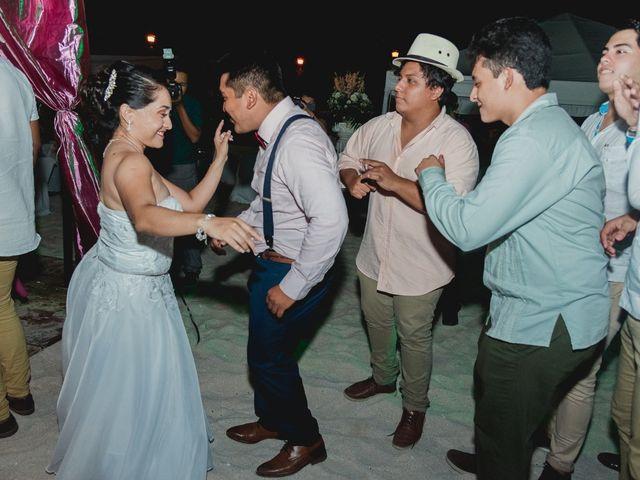 La boda de Israel y Delmy en Hunucmá, Yucatán 90