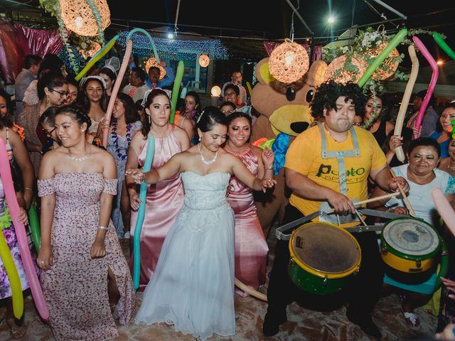 La boda de Israel y Delmy en Hunucmá, Yucatán 91