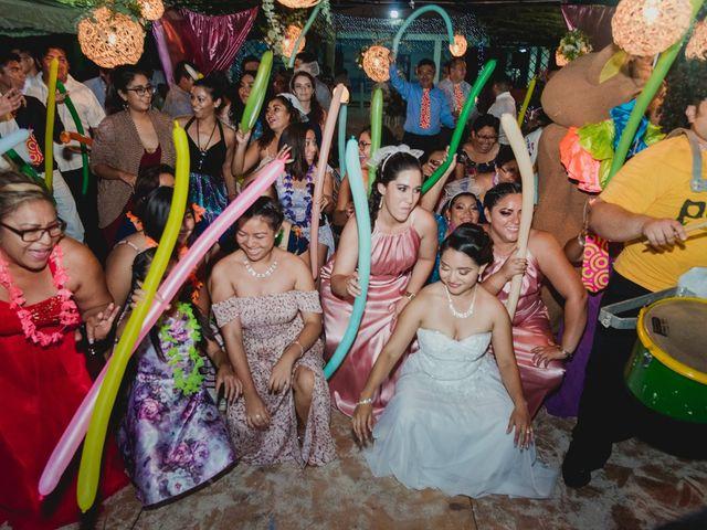 La boda de Israel y Delmy en Hunucmá, Yucatán 94