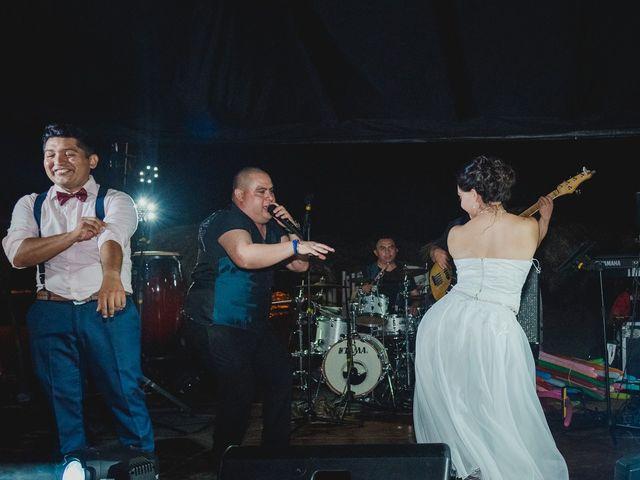 La boda de Israel y Delmy en Hunucmá, Yucatán 96