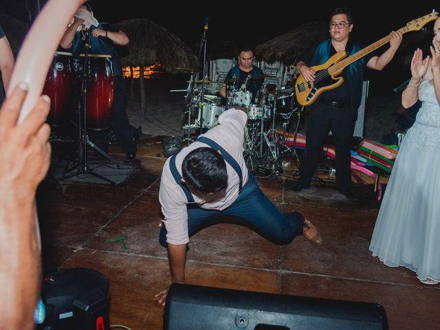 La boda de Israel y Delmy en Hunucmá, Yucatán 99