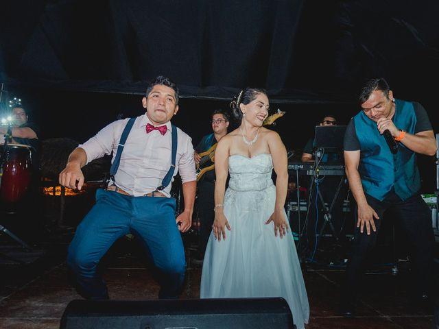 La boda de Israel y Delmy en Hunucmá, Yucatán 101