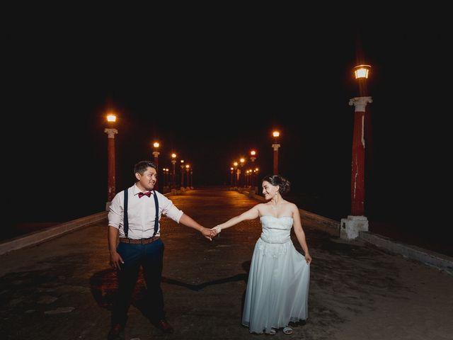 La boda de Israel y Delmy en Hunucmá, Yucatán 102
