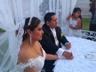La boda de Angy y Ernesto