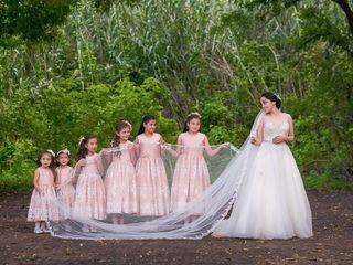 La boda de Adrian y Daniela 1