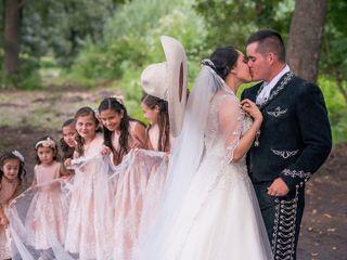 La boda de Adrian y Daniela 2