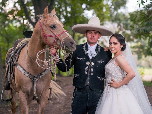 La boda de Adrian y Daniela