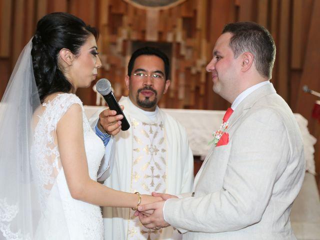 La boda de Susan y David