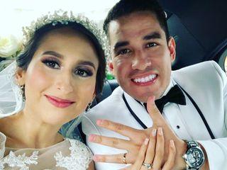 La boda de Nancy  y Antonio  1