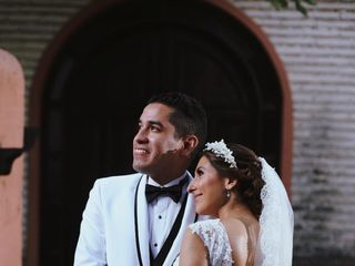 La boda de Nancy  y Antonio  2