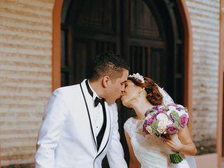 La boda de Nancy  y Antonio  3