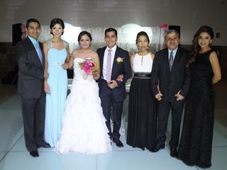 La boda de Karla y Eliezer 1