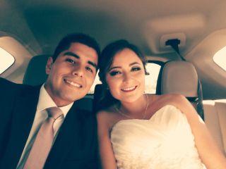 La boda de Karla y Eliezer
