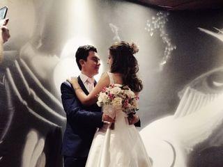 La boda de Jessica y Diego  1