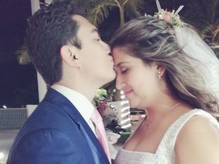 La boda de Jessica y Diego  2