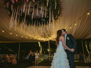La boda de Giovanna y Andrés