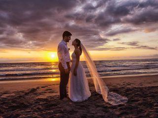 La boda de Gaby y Diego