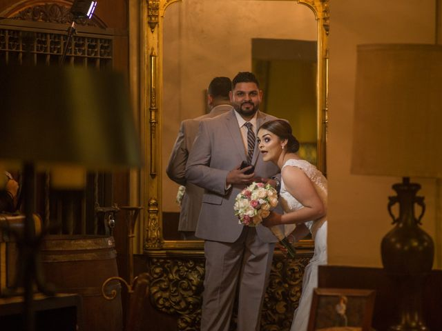 La boda de Mary y Manuel