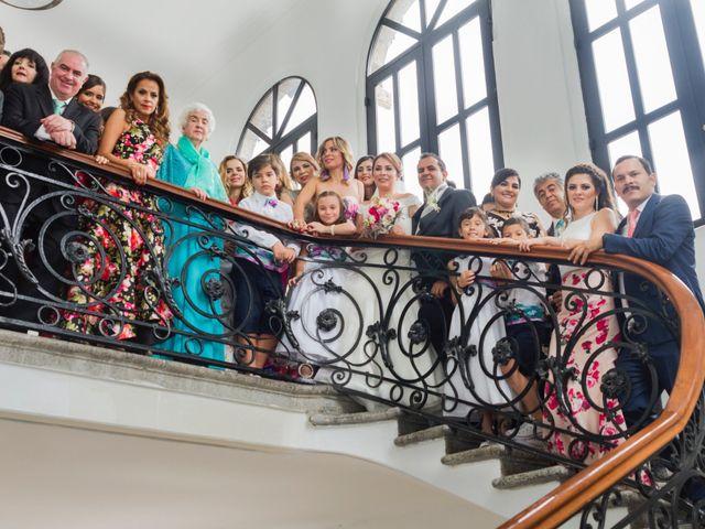 La boda de Mauricio y Tessi en Zapopan, Jalisco 40